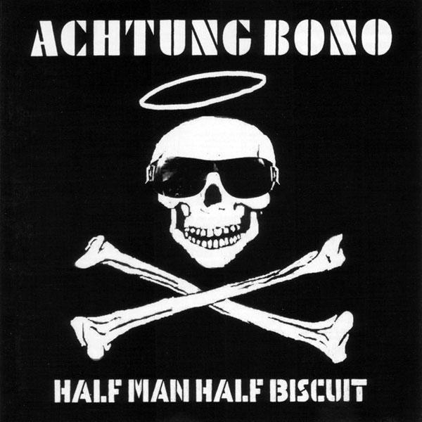 Achtung Bono album cover