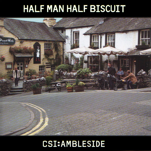 CSI:Ambleside album cover