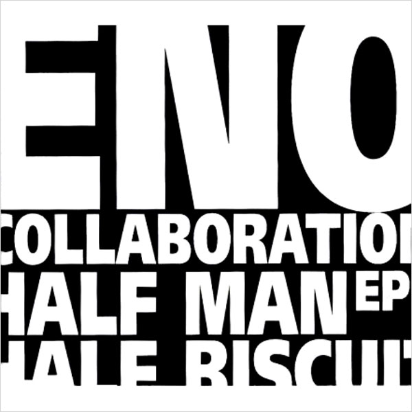 Eno Collaboration album cover