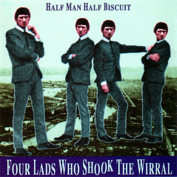 Four Lads Who Shook The Wirral album cover