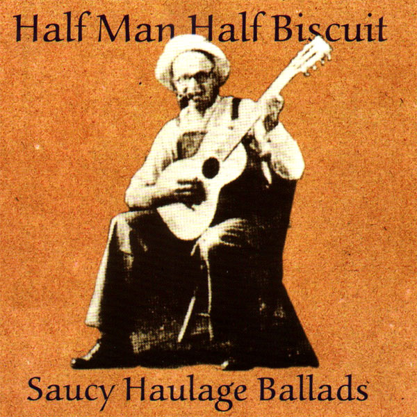 Saucy Haulage Ballads album cover