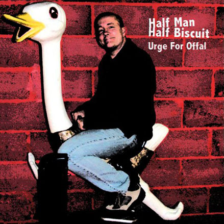 Urge For Offal - Half Man Half Biscuit (2014)